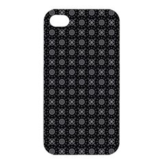 Kaleidoscope Seamless Pattern Apple Iphone 4/4s Hardshell Case