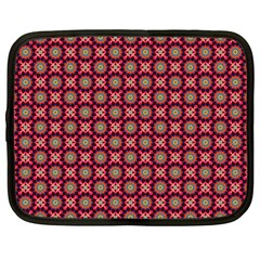 Kaleidoscope Seamless Pattern Netbook Case (large)