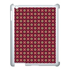 Kaleidoscope Seamless Pattern Apple Ipad 3/4 Case (white) by Nexatart