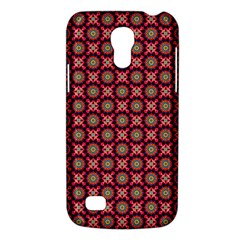 Kaleidoscope Seamless Pattern Galaxy S4 Mini by Nexatart