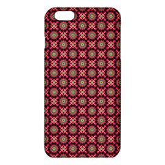 Kaleidoscope Seamless Pattern Iphone 6 Plus/6s Plus Tpu Case