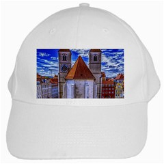 Steeple Church Building Sky Great White Cap by Nexatart