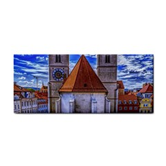 Steeple Church Building Sky Great Cosmetic Storage Cases