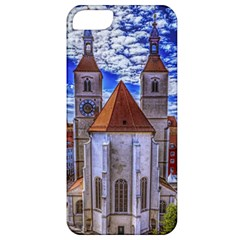 Steeple Church Building Sky Great Apple Iphone 5 Classic Hardshell Case