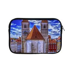 Steeple Church Building Sky Great Apple Ipad Mini Zipper Cases