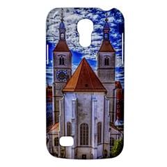 Steeple Church Building Sky Great Galaxy S4 Mini