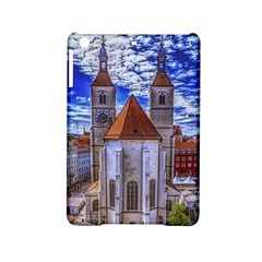 Steeple Church Building Sky Great Ipad Mini 2 Hardshell Cases by Nexatart