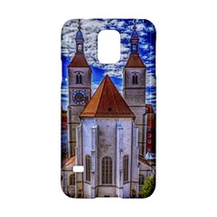 Steeple Church Building Sky Great Samsung Galaxy S5 Hardshell Case