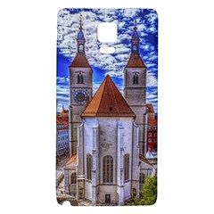 Steeple Church Building Sky Great Galaxy Note 4 Back Case