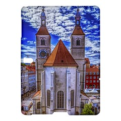 Steeple Church Building Sky Great Samsung Galaxy Tab S (10 5 ) Hardshell Case  by Nexatart