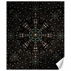 Pearl Stars On A Wonderful Sky Of Star Constellations Canvas 20  X 24   by pepitasart