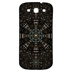 Pearl Stars On A Wonderful Sky Of Star Constellations Samsung Galaxy S3 S Iii Classic Hardshell Back Case by pepitasart