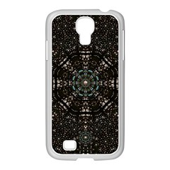 Pearl Stars On A Wonderful Sky Of Star Constellations Samsung Galaxy S4 I9500/ I9505 Case (white) by pepitasart