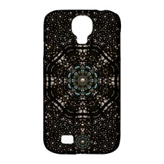 Pearl Stars On A Wonderful Sky Of Star Constellations Samsung Galaxy S4 Classic Hardshell Case (pc+silicone) by pepitasart