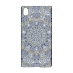 Flower Lace In Decorative Style Sony Xperia Z3+ by pepitasart