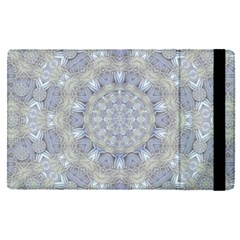 Flower Lace In Decorative Style Apple Ipad Pro 9 7   Flip Case by pepitasart