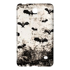 Vintage Halloween Bat Pattern Samsung Galaxy Tab 4 (8 ) Hardshell Case  by Valentinaart