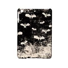Vintage Halloween Bat Pattern Ipad Mini 2 Hardshell Cases by Valentinaart