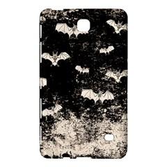 Vintage Halloween Bat Pattern Samsung Galaxy Tab 4 (7 ) Hardshell Case  by Valentinaart
