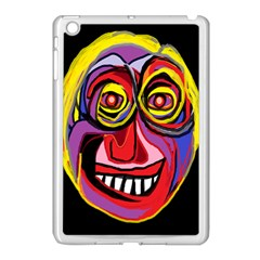 Coffee Man After Five Cups Apple Ipad Mini Case (white) by NSTP