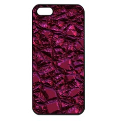 Jagged Stone 2a Apple Iphone 5 Seamless Case (black) by MoreColorsinLife