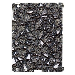 Jagged Stone 3a Apple Ipad 3/4 Hardshell Case (compatible With Smart Cover) by MoreColorsinLife