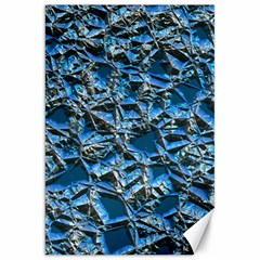 Jagged Stone 2c Canvas 20  X 30   by MoreColorsinLife