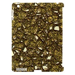 Jagged Stone 3b Apple Ipad 3/4 Hardshell Case (compatible With Smart Cover) by MoreColorsinLife