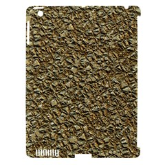 Jagged Stone Golden Apple Ipad 3/4 Hardshell Case (compatible With Smart Cover) by MoreColorsinLife