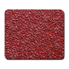 Jagged Stone Blue Large Mousepads by MoreColorsinLife