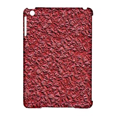 Jagged Stone Blue Apple Ipad Mini Hardshell Case (compatible With Smart Cover) by MoreColorsinLife