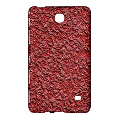 Jagged Stone Blue Samsung Galaxy Tab 4 (8 ) Hardshell Case  by MoreColorsinLife