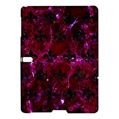 Royal1 Black Marble & Burgundy Marble Samsung Galaxy Tab S (10 5 ) Hardshell Case  by trendistuff