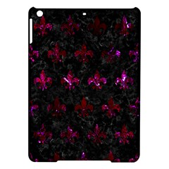 Royal1 Black Marble & Burgundy Marble (r) Ipad Air Hardshell Cases by trendistuff