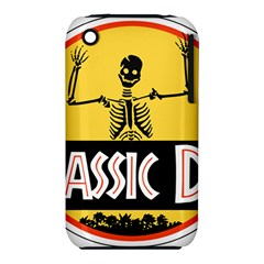 Jurassic Dad Dinosaur Skeleton Funny Birthday Gift Iphone 3s/3gs by PodArtist