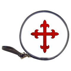 Crusader Cross Classic 20 Cd Wallets by Valentinaart