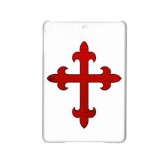 Crusader Cross Ipad Mini 2 Hardshell Cases by Valentinaart