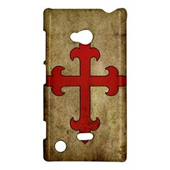 Crusader Cross Nokia Lumia 720 by Valentinaart