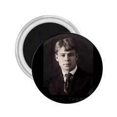 Sergei Yesenin 2 25  Magnets by Valentinaart