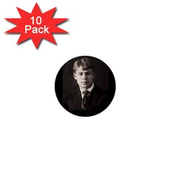 Sergei Yesenin 1  Mini Buttons (10 Pack)  by Valentinaart