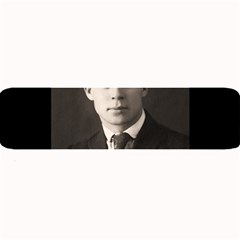Sergei Yesenin Large Bar Mats by Valentinaart