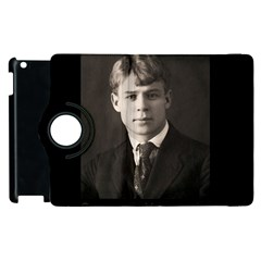 Sergei Yesenin Apple Ipad 2 Flip 360 Case by Valentinaart