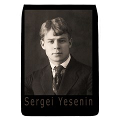 Sergei Yesenin Flap Covers (s)  by Valentinaart