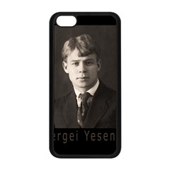 Sergei Yesenin Apple Iphone 5c Seamless Case (black) by Valentinaart