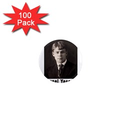 Sergei Yesenin 1  Mini Magnets (100 Pack)  by Valentinaart