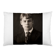 Sergei Yesenin Pillow Case (two Sides) by Valentinaart