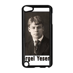 Sergei Yesenin Apple Ipod Touch 5 Case (black) by Valentinaart