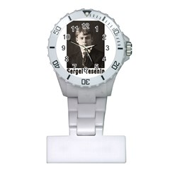 Sergei Yesenin Plastic Nurses Watch by Valentinaart