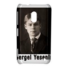 Sergei Yesenin Nokia Lumia 620 by Valentinaart