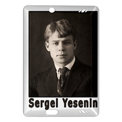 Sergei Yesenin Amazon Kindle Fire Hd (2013) Hardshell Case by Valentinaart